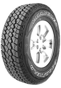 Wrangler w/ SilentArmor Technology Tires